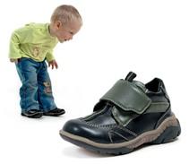 Как подбирать детскую обувь