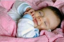 Малыш и его сон