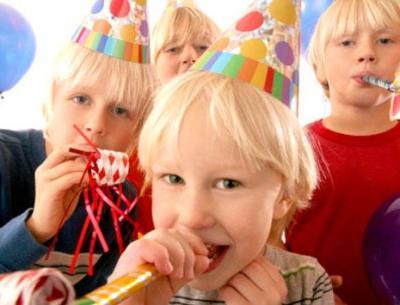 День рождения вашего ребенка