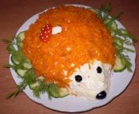 Польза салатов для детей