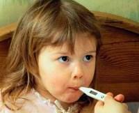 Как правильно измерять температуру ребенку