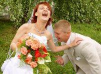 Как провести свадьбу весело