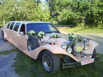 Нужен ли лимузин на свадьбе