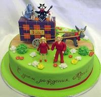 Как приготовить торт ребенку