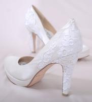 Как выбрать свадебную обувь невесте