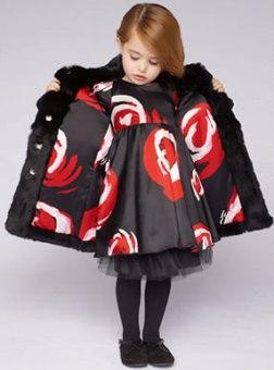 Модная детская одежда - 2011