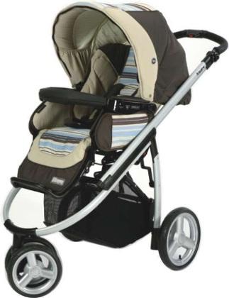 Нестандартная детская коляска