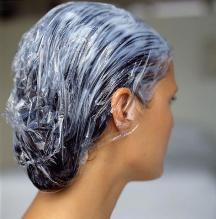 Окраска волос при беременности