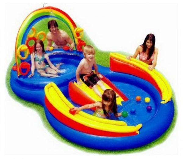 Водные игровые центры